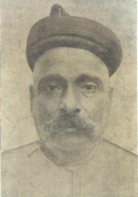 Portarit of Lokamanya Balgangadhar Tilak