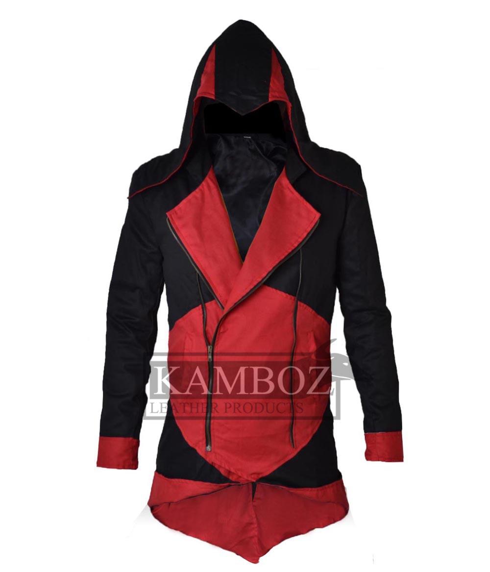 Assassin's Coat Creed In Hoodie Cotton QtsrChdx