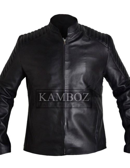 Corner Black Jacket