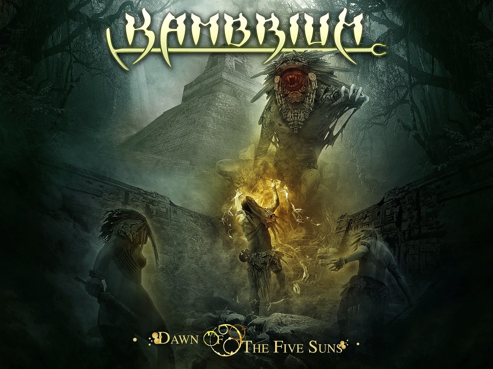 dawn of the five suns album front