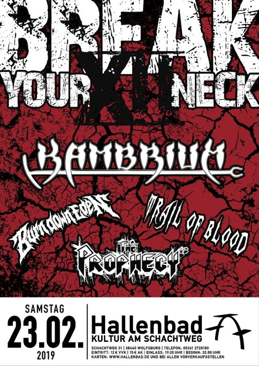 break your neck flyer