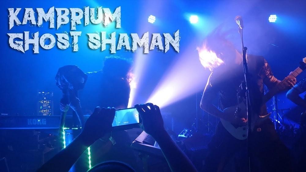 Ghost Shaman