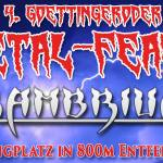 4. Goettingerode Metal Feast