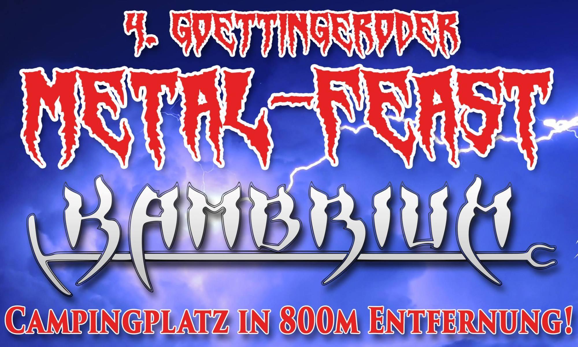 4. Goettingerode Metal Feast