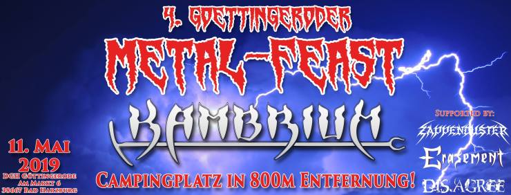 4. Goettingerodes Metal Feast