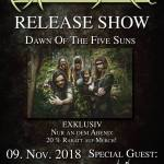 CD Release Show