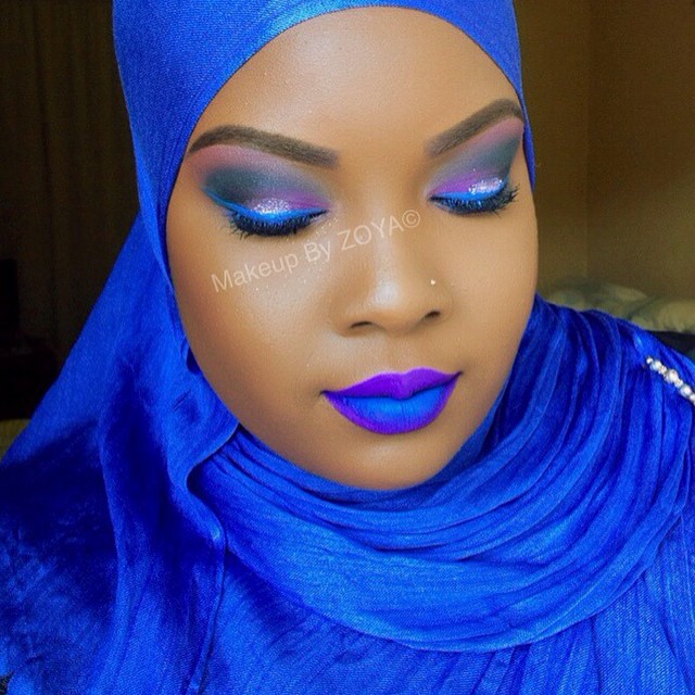 Look 4: makeupbyzoya