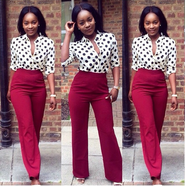Olanike Blogger Fashion