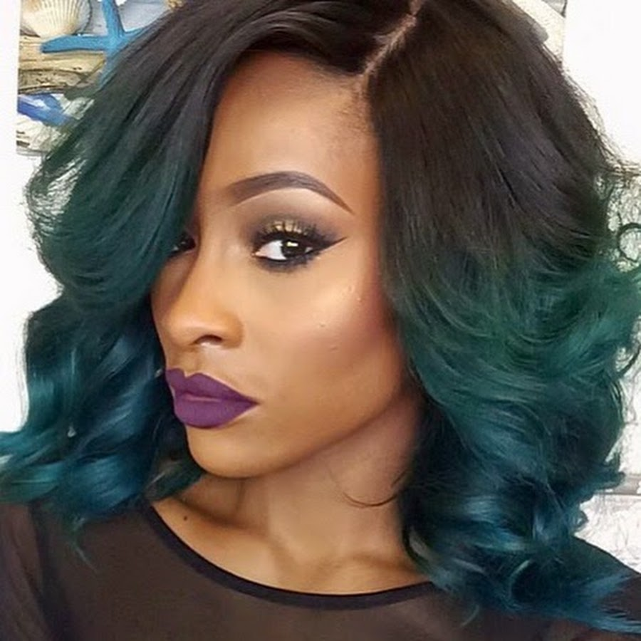 This New Hair Dye Trend Is To Die For!