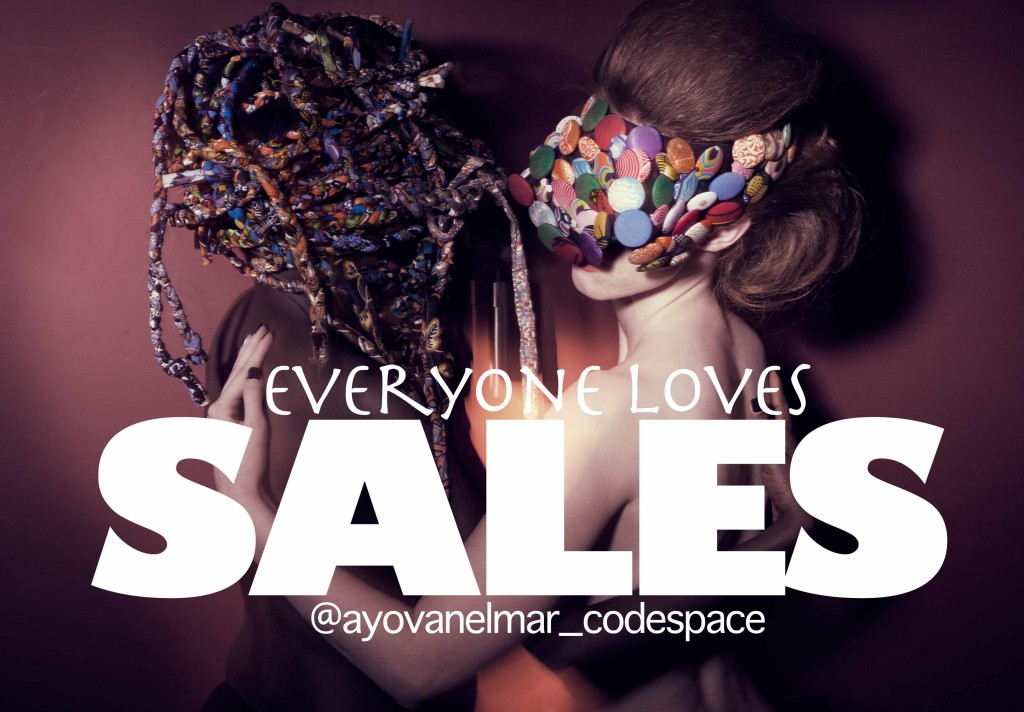 Everyone Loves Sales at Ayovanelmar CodeSpace
