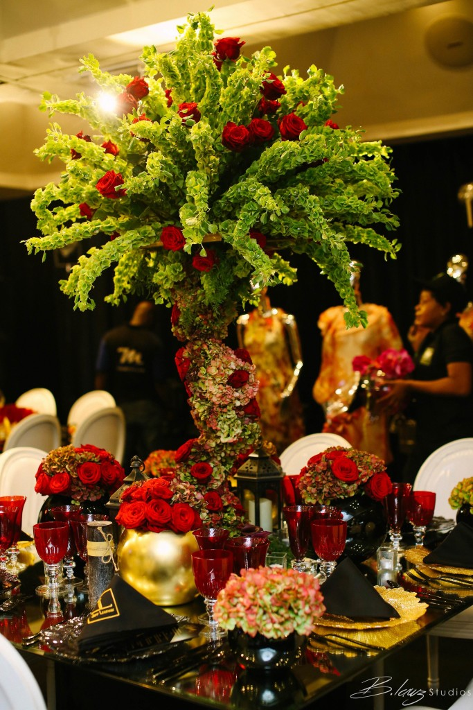 Decor by the J L team