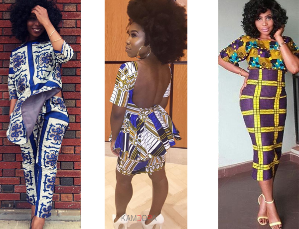 Ankara Styles #134: That Magic!