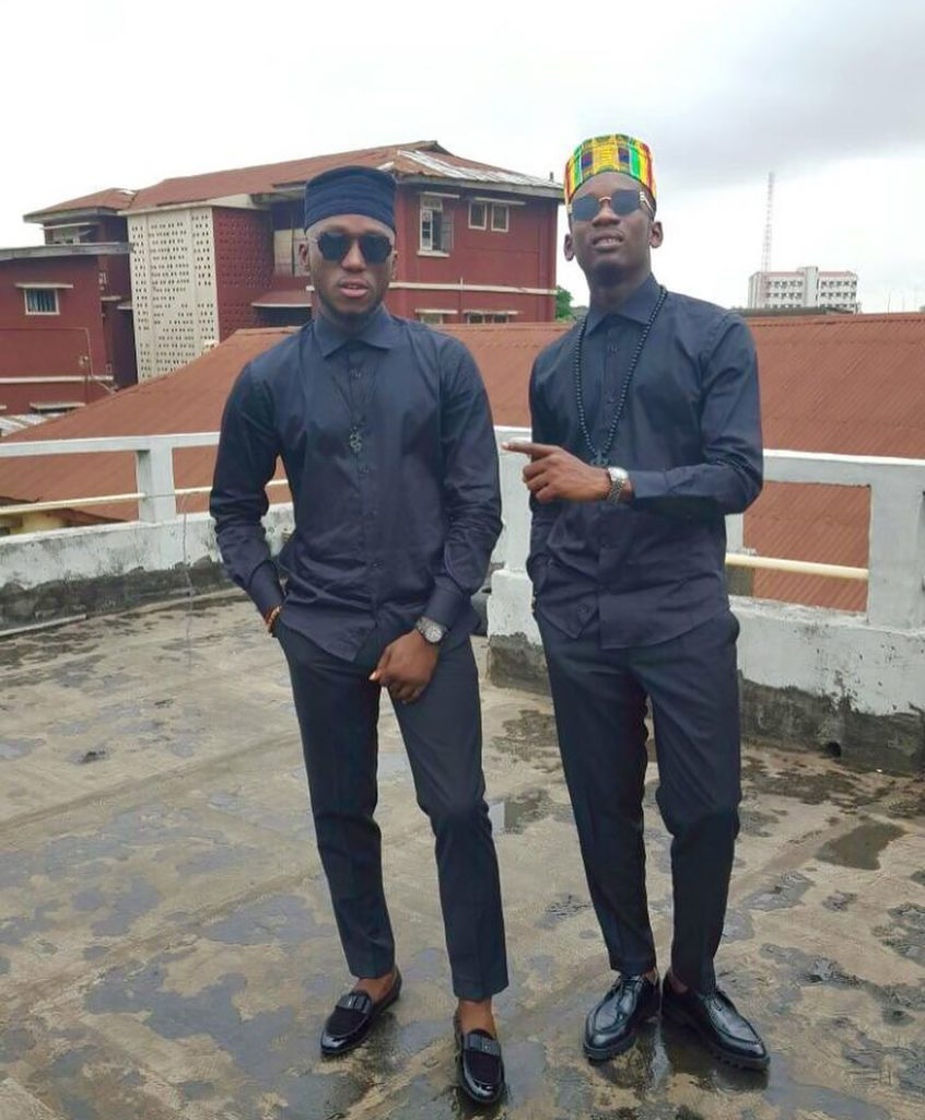 ohema dj spinall mr eazi