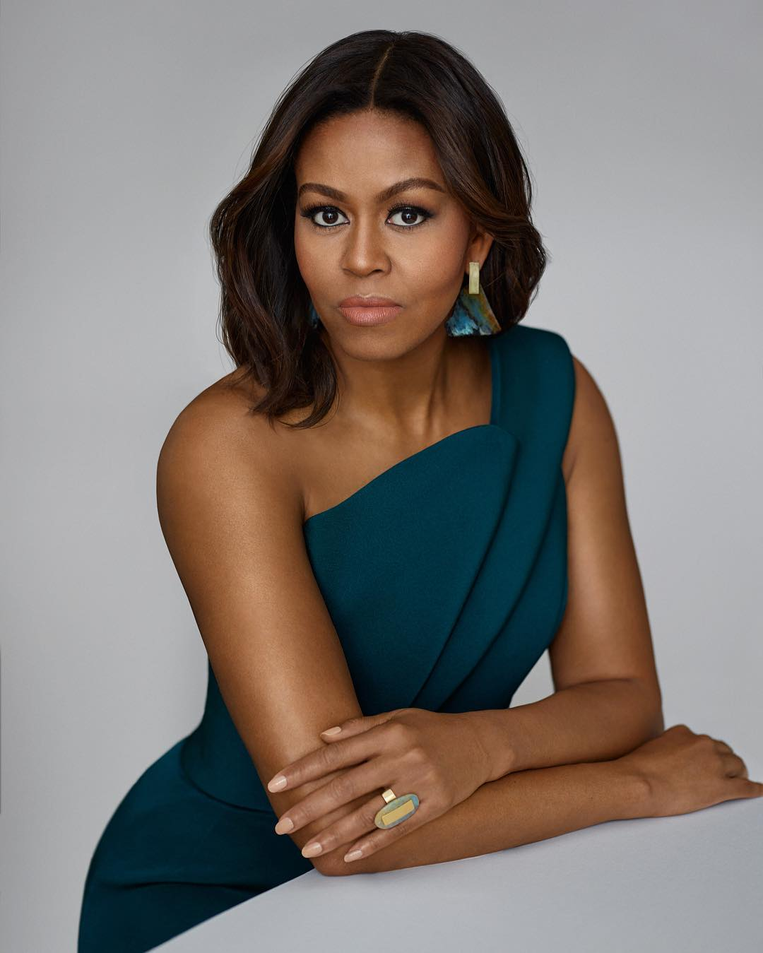 Michelle Obama for InStyle (1)