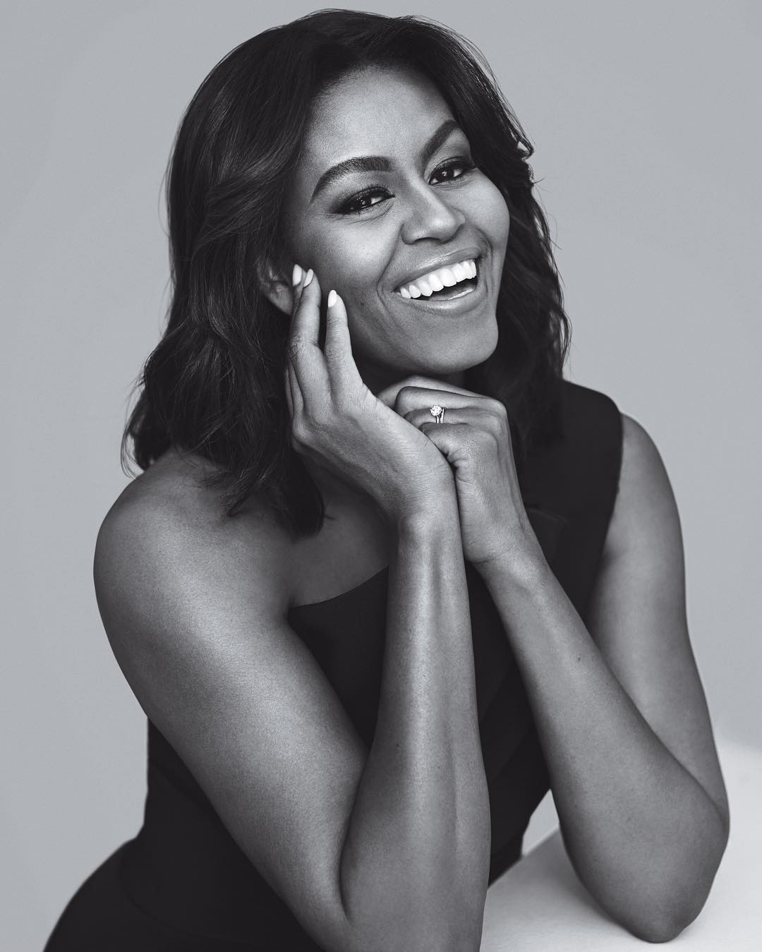 Michelle Obama for InStyle (2)