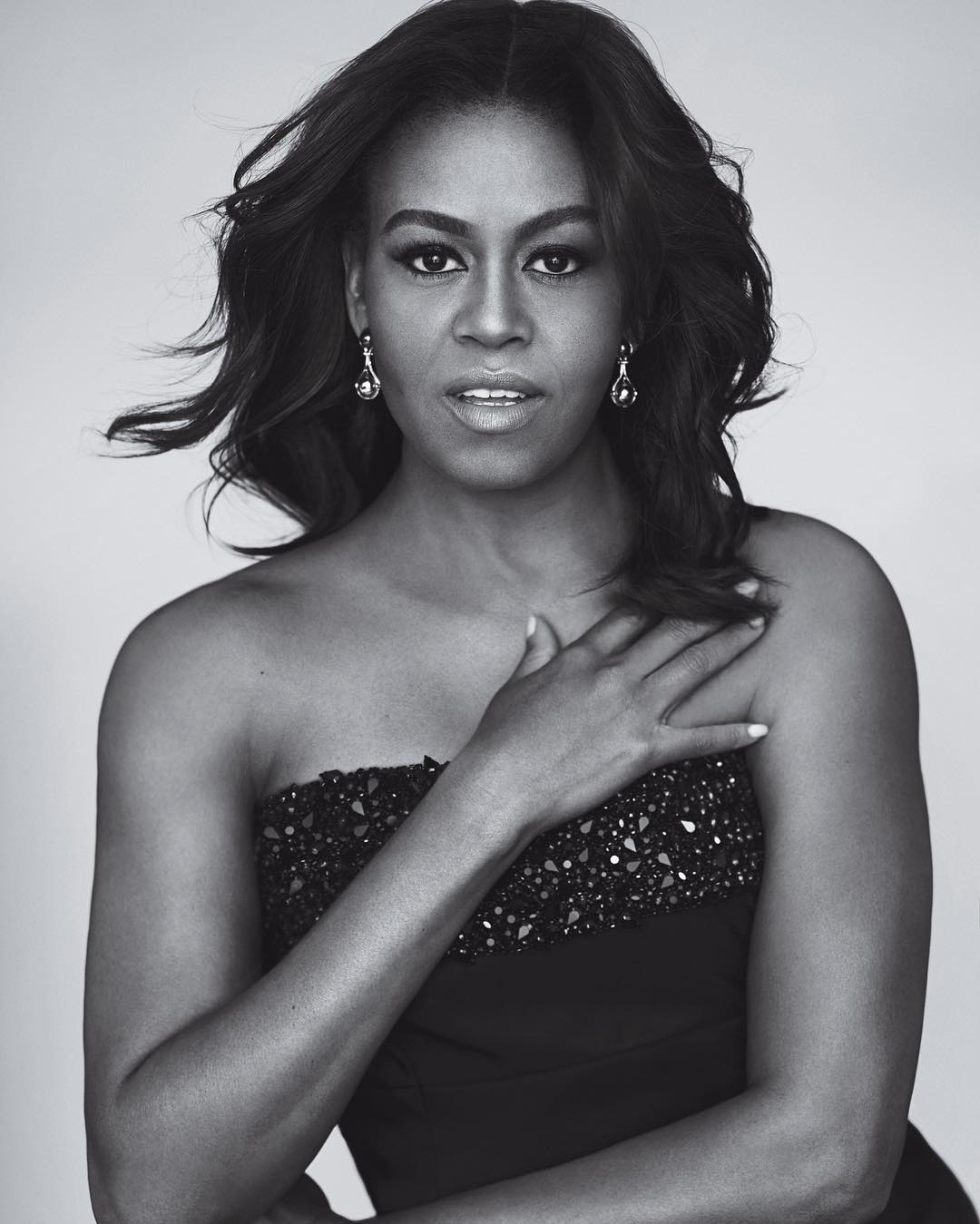 Michelle Obama for InStyle (4)