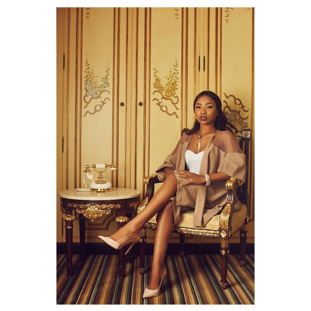 Mo'Cheddah Launches her Clothing Line | See Photos From Her Bolanle Collection Lookbook