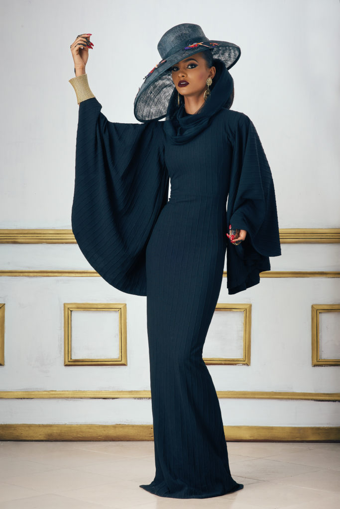 Nouva Couture presents: Middle East Lagos MEL Collection