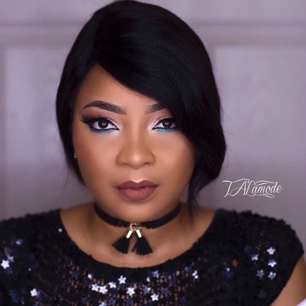 Our Beauty Looks Of The Week - Linda Ejiofor