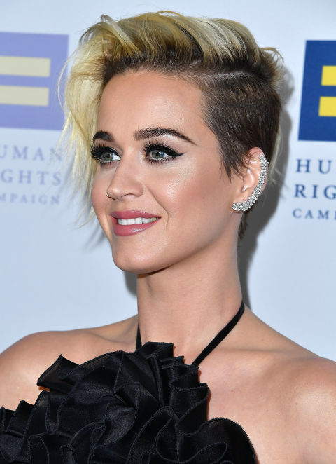 Pixie Cuts To Try Out - Katy Perry