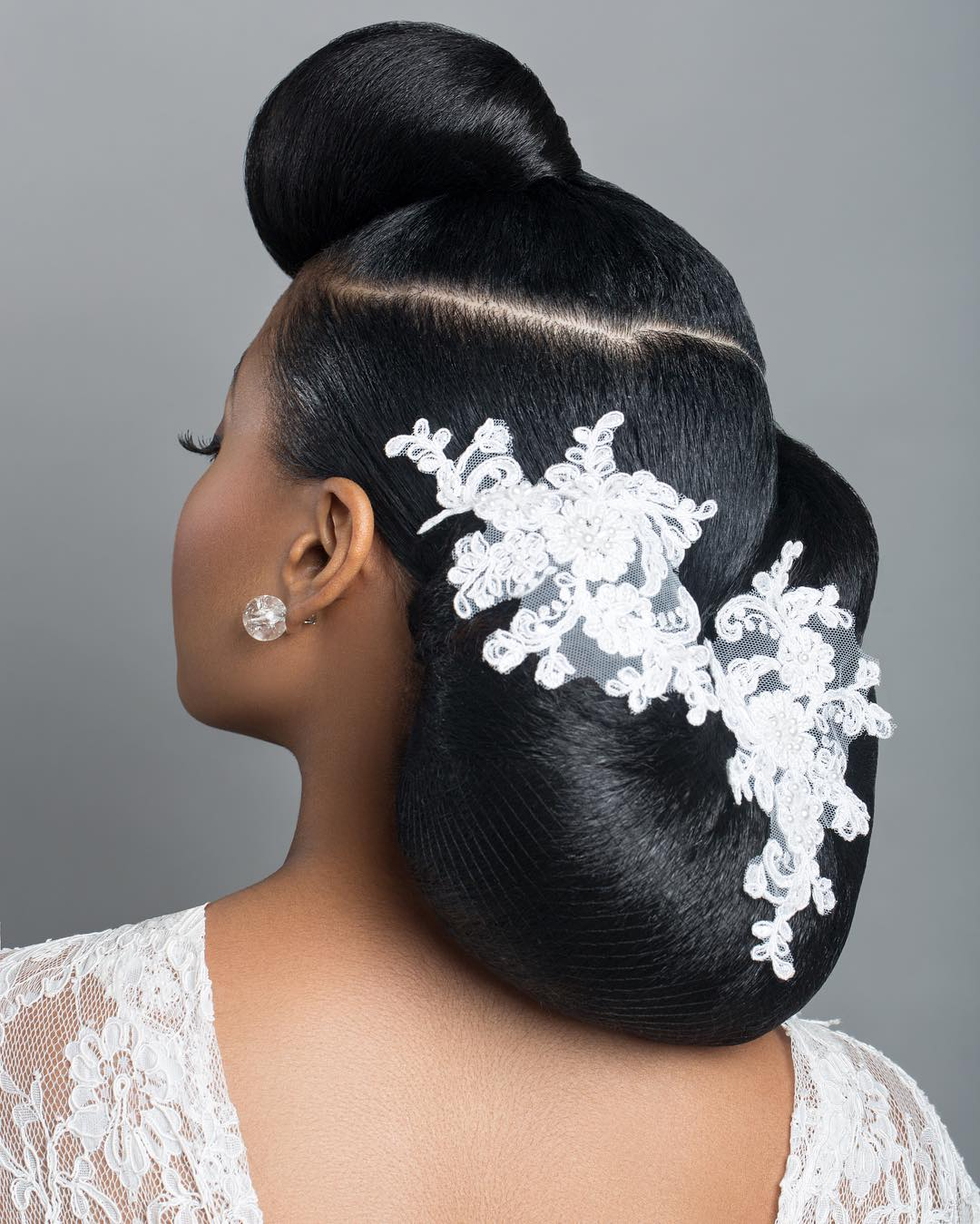 Black Braided Wedding Hairstyles: These Are Not Your Average Bridal Updos