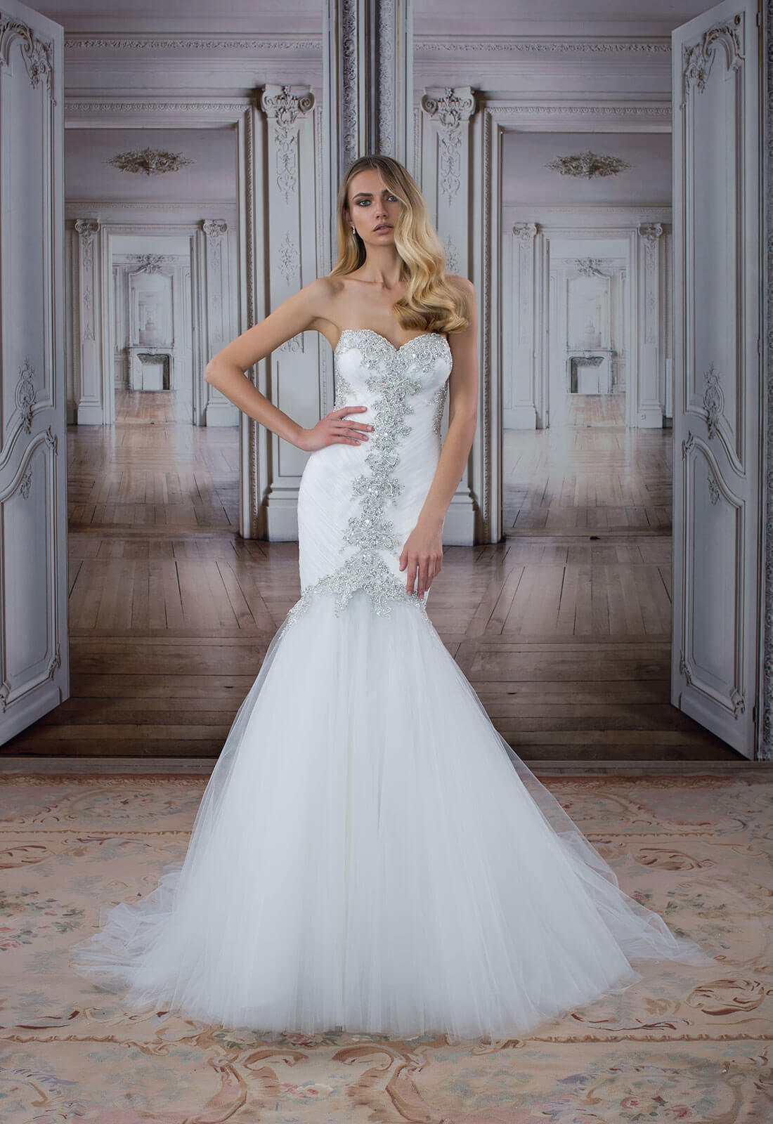 Love by Pnina Tornai 2017: Would You Say Yes to These Dresses? | Kamdora