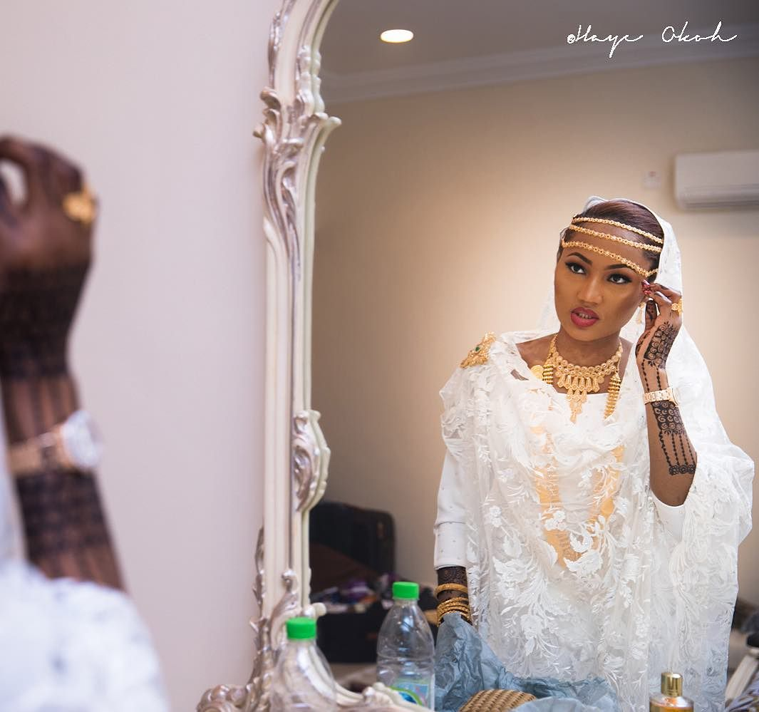 Is Hudayya The Go To Wedding Designer Of Wealthy Northern Nigerian