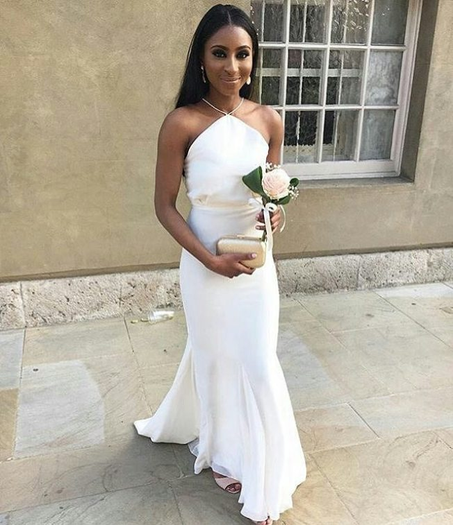 Do you think it is appropriate for wedding guests bridesmaids to white6 white3 junglespirit Choice Image