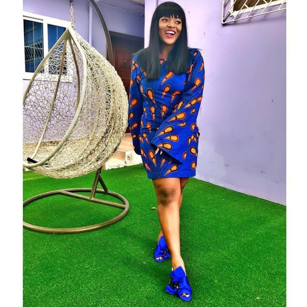 How to wear colour blue on kamdora (3)