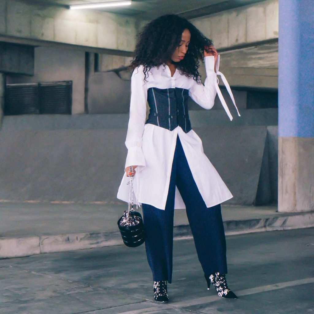 South Africa's Stylish Ladies - Simply Palesa 5