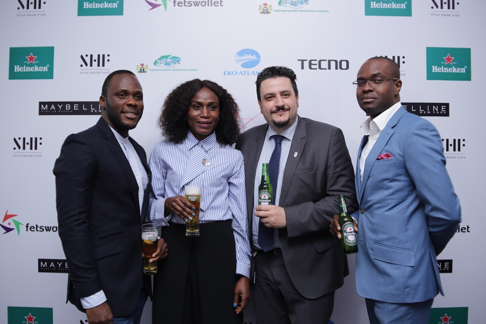 As The Heineken Lagos Fashion and Design Week Approaches, Read All About What Went Down At The Press Cocktail 1