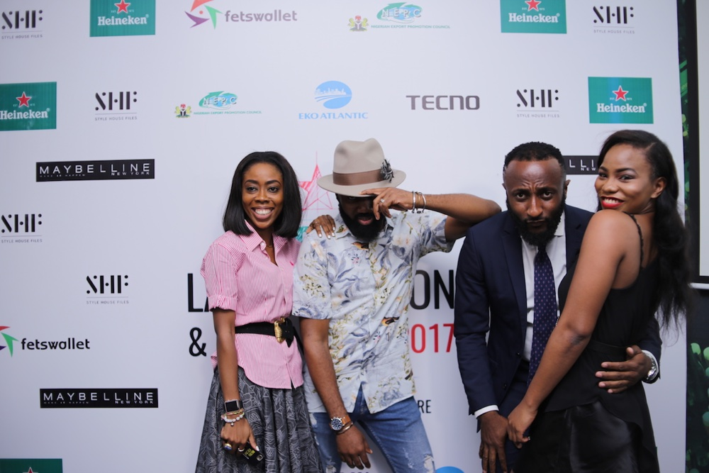As The Heineken Lagos Fashion and Design Week Approaches, Read All About What Went Down At The Press Cocktail 5