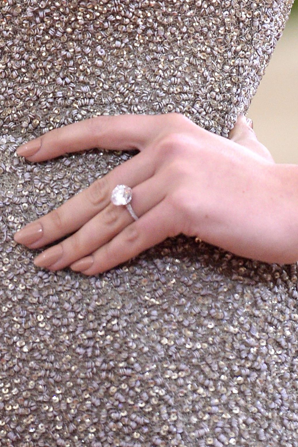 12 Celebrity Engagement Rings That\'ll Have You Swooning | Kamdora