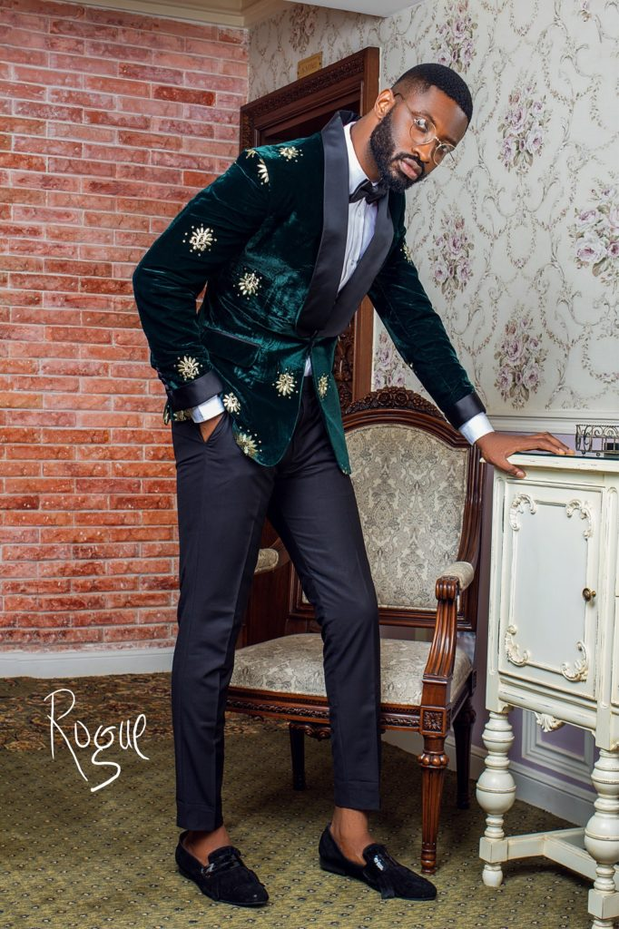 Uti Nwachukwu and Ric Hassani (12)