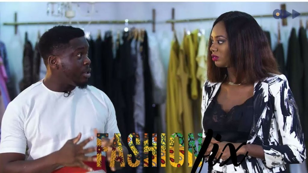 fashion fix - accelerate tv - episode 11 - moses ebite - mercy ajisafe