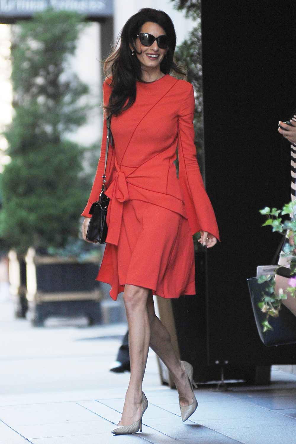 Amal Clooney does work style perfectly 10