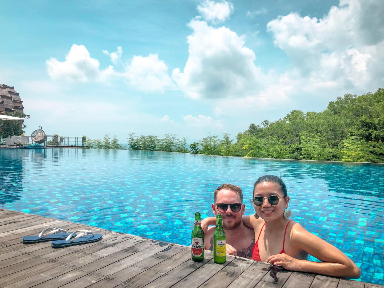 Honeymoon: Renaissance Bali Uluwatu (BaliMoon)