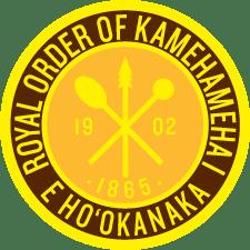 Chapter 1 Seal, Royal Order of Kamehameha I