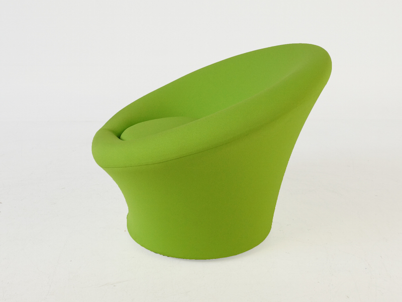 Mushroom chairs by Pierre Paulin for Artifort  Kameleon