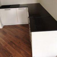 kuchynska doska Technistone Gobi Black
