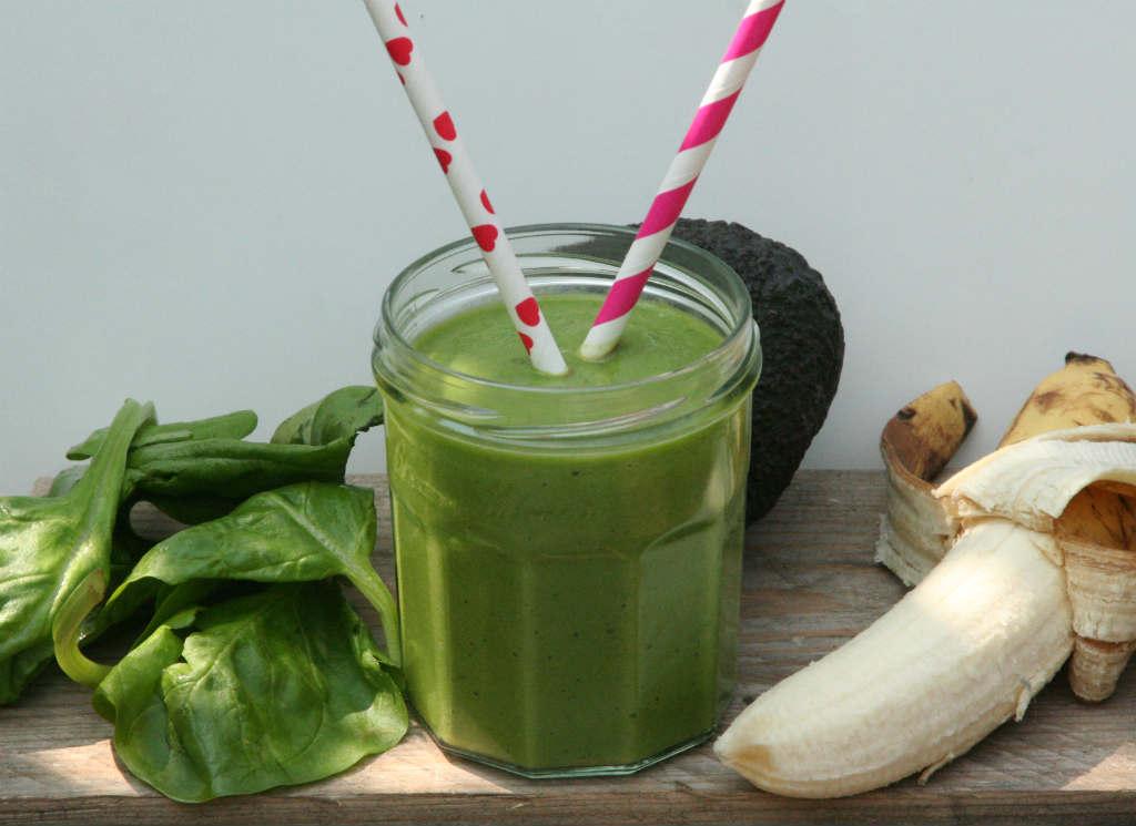 groene smoothie maken