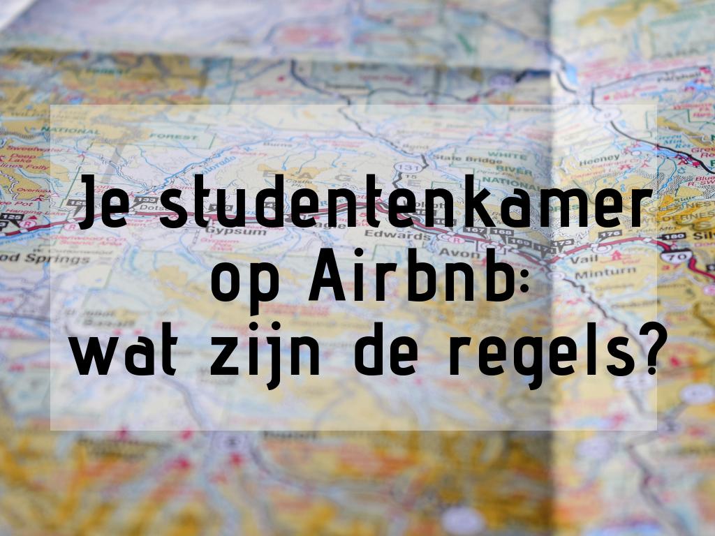 studentenkamer op airbnb