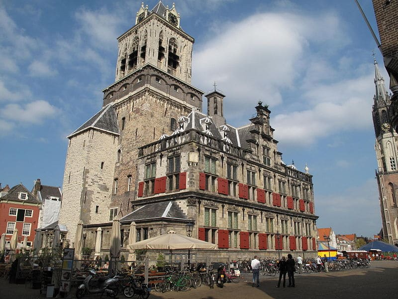 City Hall Delft