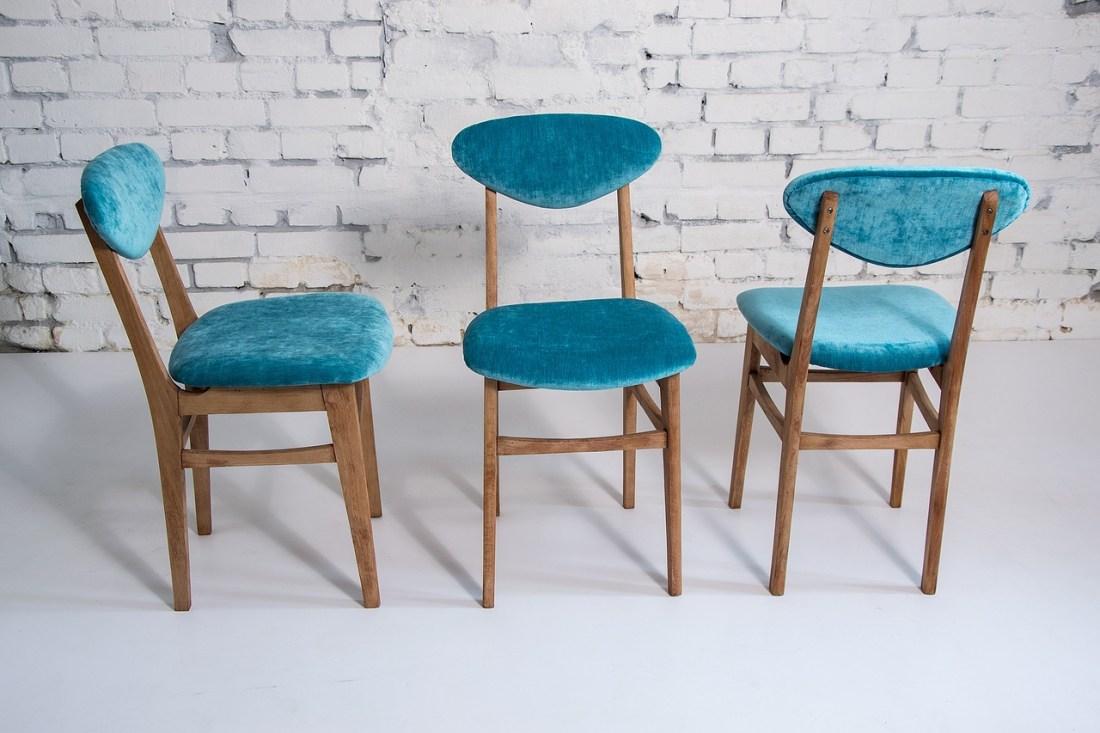 stoelen opnieuw bekleden