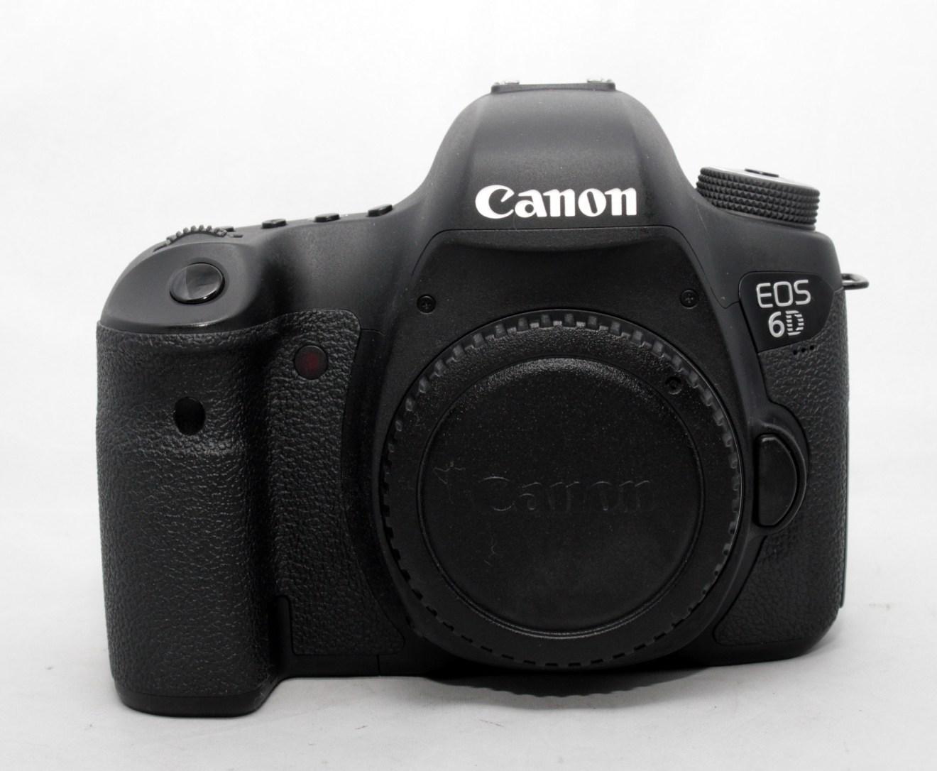 Canon EOS 6D Body occasion canon eos t6 body only Canon EOS T6 Body Only 12234152 1