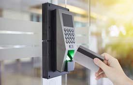 Kartlı şifreli geçiş sistemleri