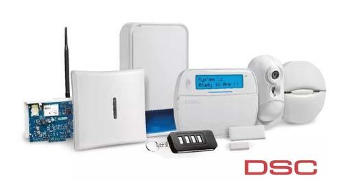 DSC Alarm Teknik Servis Destek
