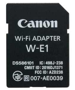 Canon WiFi-adapter