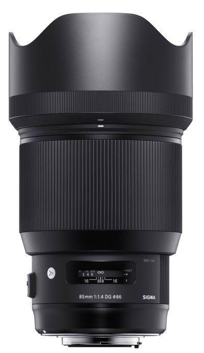 Sigma 85mm F1.4 DG HSM | A