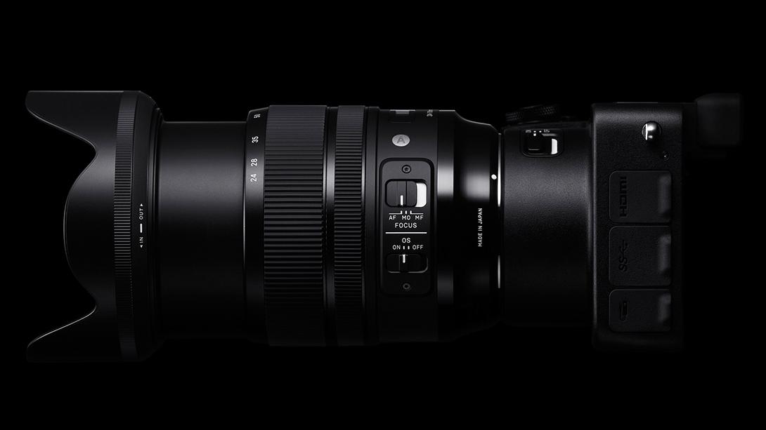 Sigma 24-70mm F2.8 DG OS HSM A